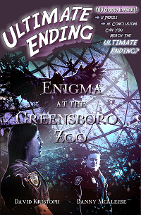 Enigma at the Greensboro Zoo